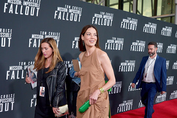 Michelle Monaghan 'Mission: Impossible - Fallout' US Premiere