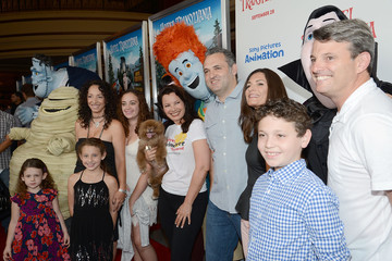 "Michelle Murdocca Screening Of Columbia Pictures And Sony Pictures Animation's ""Hotel Transylvania"" - Red Carpet"