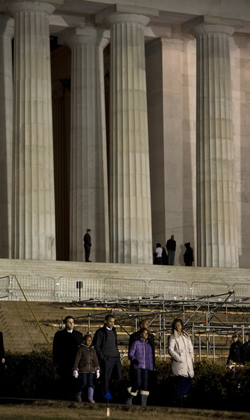 90 Years Since The Dedication Of The Lincoln Memorial