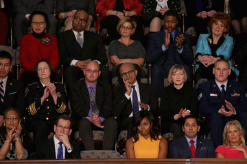 Michelle Obama Jill Biden President Obama Delivers His Last State of the Union Address to Joint Session of Congress