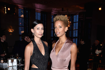 Michelle Ochs Harper's BAZAAR 150th Anniversary Event Presented With Tiffany & Co at The Rainbow Room - Inside