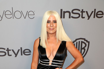 Michelle Pesce The 2018 InStyle and Warner Bros. 75th Annual Golden Globe Awards Post-Party - Red Carpet