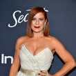 Michelle Pesce 21st Annual Warner Bros. And InStyle Golden Globe After Party - Arrivals