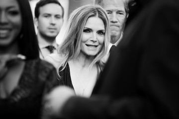 Michelle Pfeiffer Premiere Of Disney And Marvel's 'Ant-Man And The Wasp' - Red Carpet