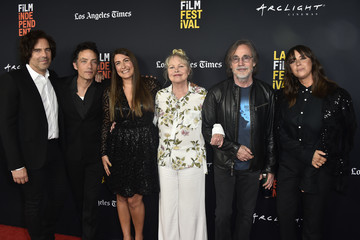 """Michelle Phillips Jade Castrinos 2018 LA Film Festival - Opening Night Premiere Of """"Echo In The Canyon"""""""