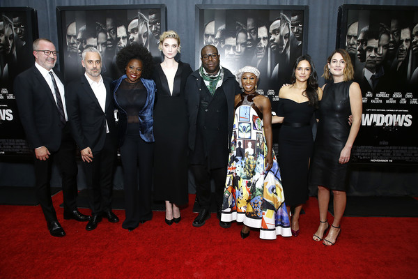 'Widows' New York Special Screening