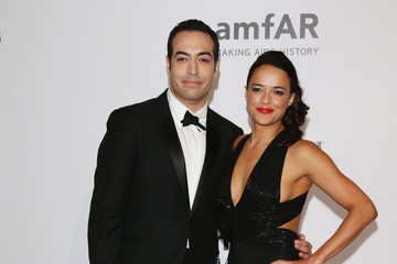 Michelle Rodriguez Arrivals at the Cinema Against AIDS Gala