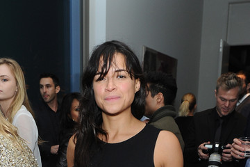 Michelle Rodriguez Treats! Magazine Hosts Their Issue 8 Launch Party At The Treats! Oscar Villa Presented By OMINA