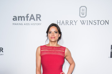 Michelle Rodriguez amfAR Hong Kong Gala 2016 - Red Carpet