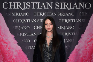Michelle Trachtenberg Christian Siriano Celebrates the Launch of His New Book 'Dresses to Dream About' in Los Angeles