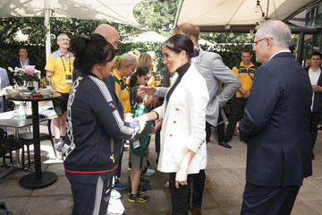 Michelle Turner The Duke And Duchess Of Sussex Visit Australia - Day 6