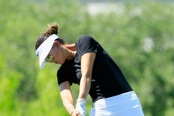 Michelle Wie Volunteers of America North Texas Shootout - Round One