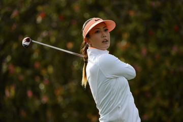 Michelle Wie Swinging Skirts LPGA Classic - Round Two