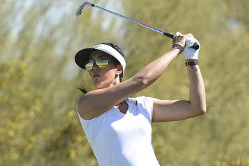 Michelle Wie Bank Of Hope Founders Cup - Round One