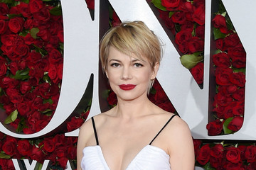 Michelle Williams 2016 Tony Awards - Red Carpet