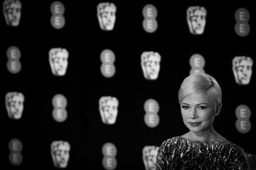 Michelle Williams EE British Academy Film Awards - Red Carpet Arrivals