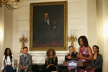 Michelle Williams First Lady Hosts Gospel Music Workshop At White House