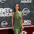 Michelle Williams (singer) Celebs Arrive at the 2015 BET Awards