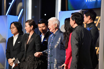 Michelle Yeoh Ken Jeong 22nd Annual Hollywood Film Awards - Inside