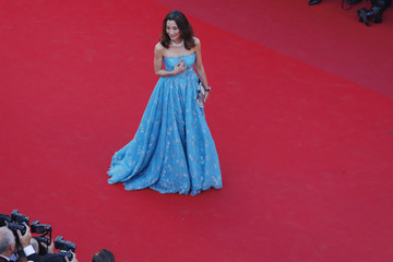 Michelle Yeoh 'Ismael's Ghosts (Les Fantomes d'Ismael)' and Opening Gala Red Carpet Arrivals - The 70th Annual Cannes Film Festival