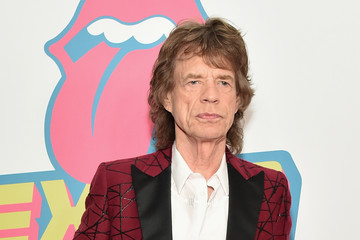 Mick Jagger The Rolling Stones - Exhibitionism Opening Night