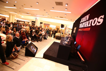 """Mick Rock Neiman Marcus Welcomes John Varvatos To Celebrate The Launch Of His Book """"John Varvatos: Rock In Fashion"""""""