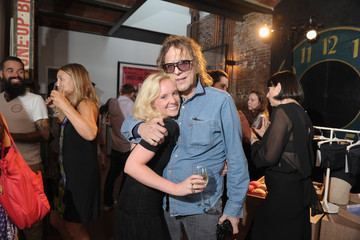 Mick Rock Lingerie Brand Triumph Launches in NYC