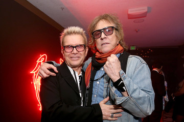 Mick Rock Billy Idol 2020 Getty Entertainment - Social Ready Content