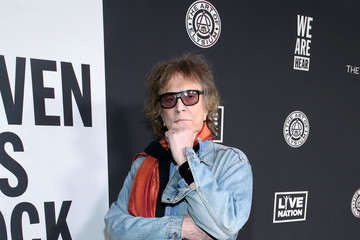 Mick Rock The Art Of Elysium Presents 'WE ARE HEAR'S HEAVEN 2020' - Arrivals