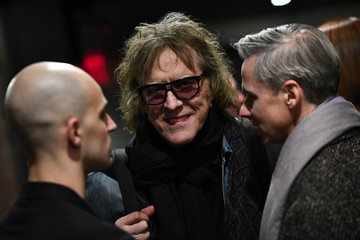 Mick Rock The Cinema Society Hosts the Premiere of IFC Films' 'Freak Show'