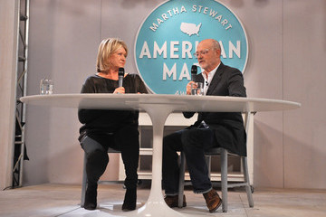 Mickey Drexler Martha Stewart's American Made Program, Grand Central Terminal NYC