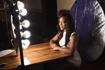 Mickey Guyton 2016 CMT Next Women of Country Event