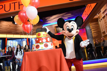 """Mickey Mouse ABC's """"Good Morning America"""" - 2017"""