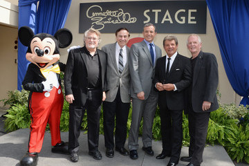 Mickey Mouse Disney Hosts a Rededication Ceremony for Annette Funicello