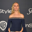 Mickey Sumner The 2020 InStyle And Warner Bros. 77th Annual Golden Globe Awards Post-Party - Red Carpet