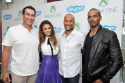 Nina Dobrev Damon Wayans Jr. Photos Photo