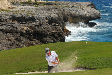 Miguel Angel Jimenez European Best Pictures Of The Day - March 26