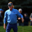 Miguel Angel Jimenez Shaw Charity Classic - Round Two