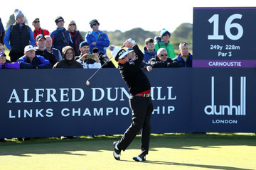 Miguel Angel Jimenez Alfred Dunhill Links Championship - Day Two
