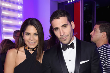 Miguel Angel Silvestre HOLA! USA Launch Hosted by Alec & Hilaria Baldwin - Inside