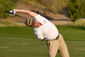 Miguel Angel DP World Tour Championship - Day Four