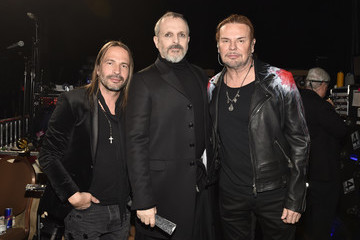 Miguel Bose The 19th Annual Latin GRAMMY Awards  - Roaming Show