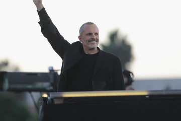 Miguel Bose Univision and Fusion Host RiseUp AS ONE