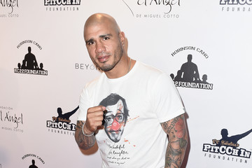 Miguel Cotto Roc Nation Summer Classic Charity Basketball Tournament