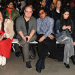 Miguel Enamorado John John - Front Row - February 2019 - New York Fashion Week: The Shows