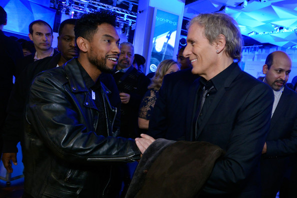 HARMAN Retail Store Launch Party in NYC [harman retail store,launch party,event,performance,new york city,madison ave,singers,michael bolton,miguel]