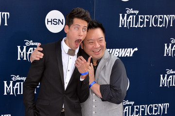 Miguel Pinzon 'Maleficent' Premieres in Hollywood — Part 4