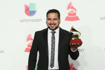 Miguel Siso The 19th Annual Latin GRAMMY Awards  - Press Room