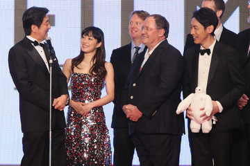 Miho Kanno Opening Ceremony at the Tokyo International Film Festival