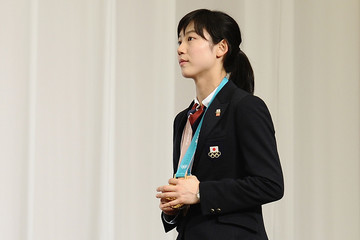 Miho Takagi PyoengChang Olympic Japan Team Press Conference
